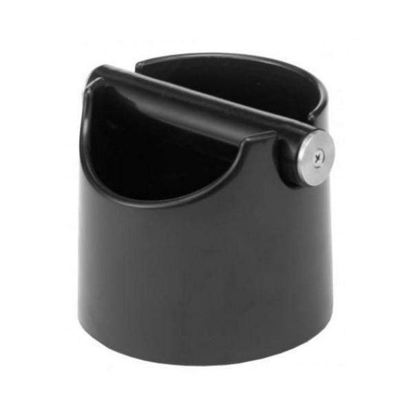 Plastový Knock box (Oklepávač na kávu) - Čierny