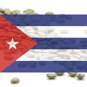 KÁVA KUBA - Serano Lavado - 100% arabika