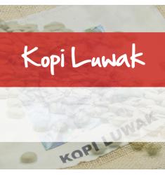 Káva Kopi Luwak (Cibetková) - 100% Arabika