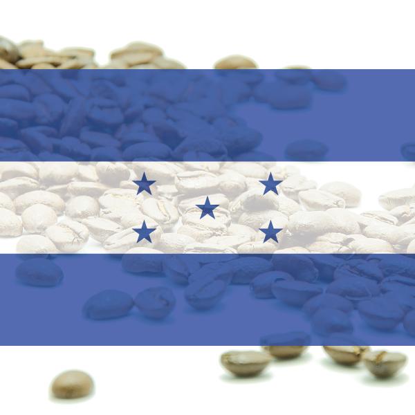 KÁVA HONDURAS -  SHG EP natural Fairtrade Organic - 100% arabika