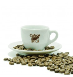 Šálka s podšálkou Cafeco espresso – 75ml